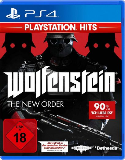 Wolfenstein: THE NEW ORDER PlayStation 4, Software Pyramide
