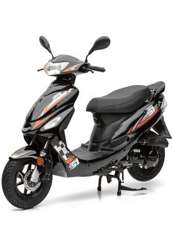 NOVA MOTORS Motoroleris »Energy« 49 ccm 45 km/h Eu...
