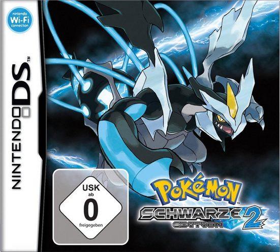Pokémon - Schwarze Edition 2 Nintendo DS, Software Pyramide