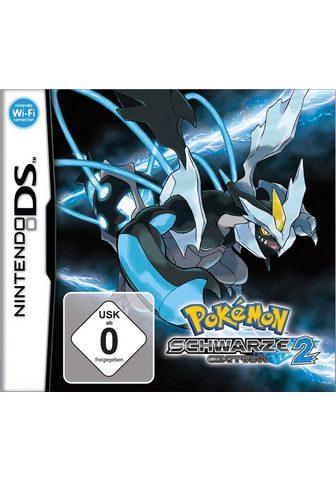 NINTENDO Pokémon - juodos spalvos Edition 2 DS