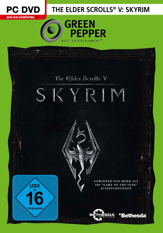 The Elder Scrolls V: Skyrim PC, Software Pyramide
