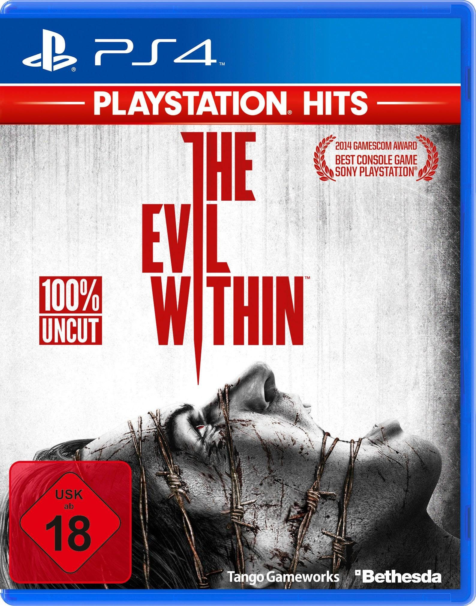 The Evil Within 1 PS Hits PlayStation 4, Software Pyramide