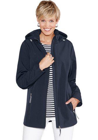 Куртка с теплой подкладкой с капюшон
