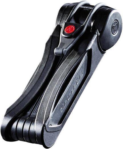 Trelock Faltschloss »FS 500/90 TORO« (mit Halterung)
