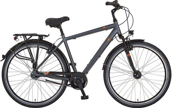 """Prophete Cityrad »GENIESSER 9.5 City Bike 28"""" Herren«, 7 Gang, Nabenschaltung"""