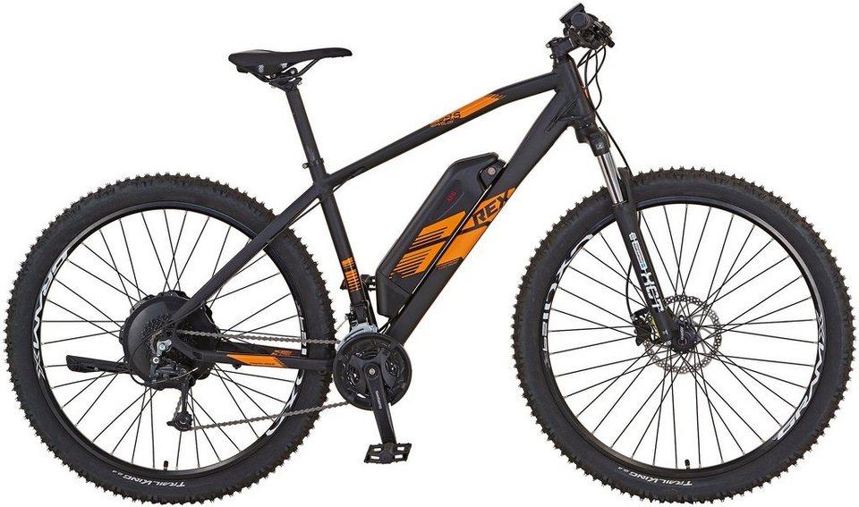 8b69d10116c REX Bike E-Bike »REX GRAVELER e9.5 E-MTB 29