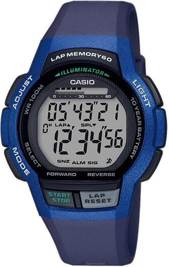 Casio Collection Chronograph »WS-1000H-2AVEF«