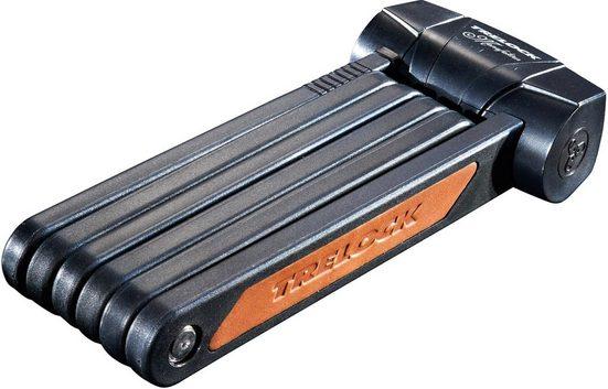 Trelock Faltschloss »FS 300/85 MANUFAKTUR« (mit Halterung und Transporttasche)