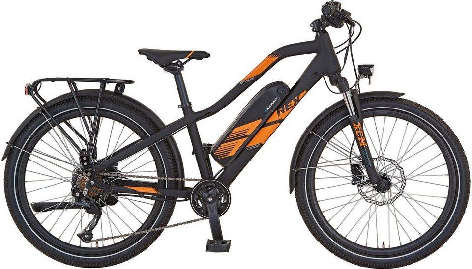 9f0560fc3eb REX Bike E-Bike »REX GRAVELER Kids E-ATB 24