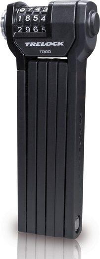 Trelock Faltschloss »FS 360/85 Code« (mit Halterung)