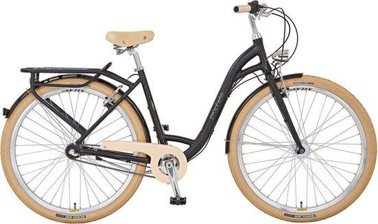 """Prophete Cityrad »PROPHETE GENIESSER 9.2 City Bike 28"""" Damen«, 3 Gang, Nabenschaltung"""