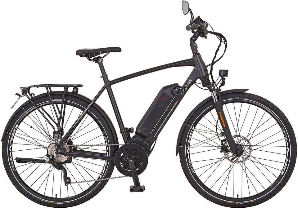 prophete s pedelec prophete entdecker speed45 trekking e bike 28 mittelmotor 500 w online. Black Bedroom Furniture Sets. Home Design Ideas