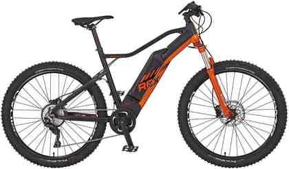 REX Bike E-Bike »REX GRAVELER e9.8 E-MTB 27,5