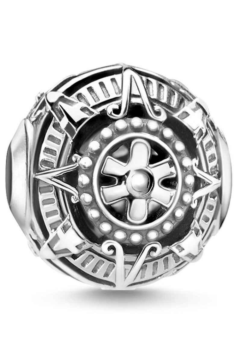 THOMAS SABO Bead »Karma Bead Maya Kalender, K0322-637-21«