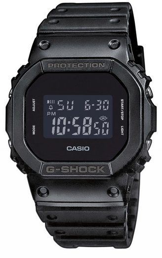 CASIO G-SHOCK Chronograph »DW-5600BB-1ER«