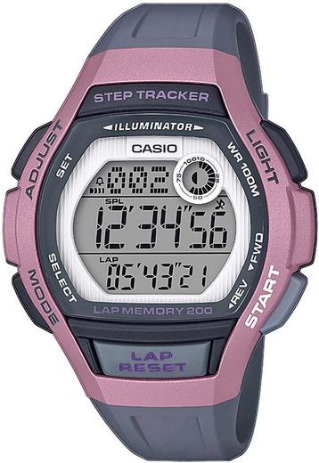 Casio Collection Chronograph »LWS-2000H-4AVEF«