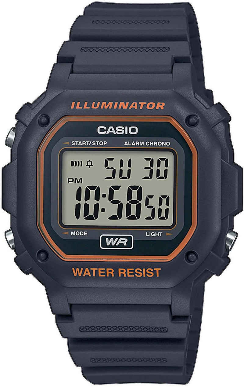 Casio Collection Chronograph »F-108WH-8A2EF«