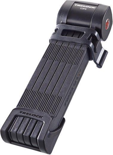 Trelock Faltschloss »FS 460/100 COPS L« (mit Halterung)