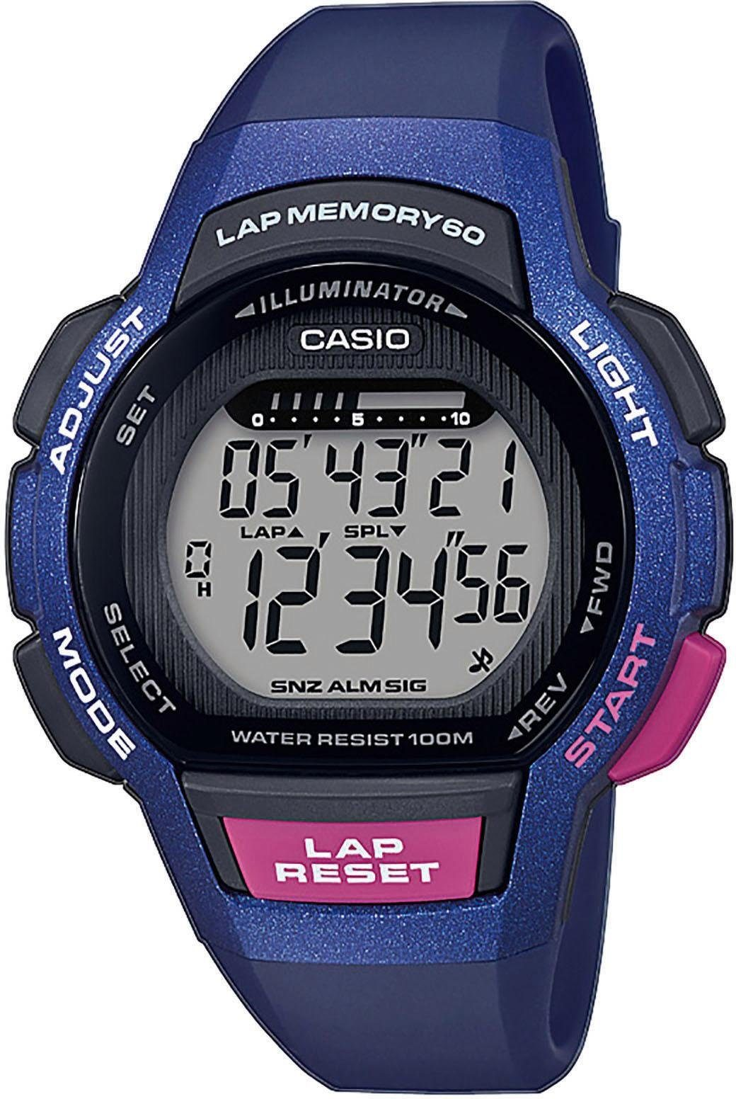 Casio Collection Chronograph »LWS-1000H-2AVEF«