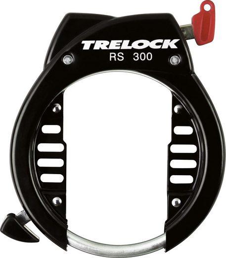 Trelock Rahmenschloss »RS 300 NAZ ZR 20 SL« (mit Halterung)