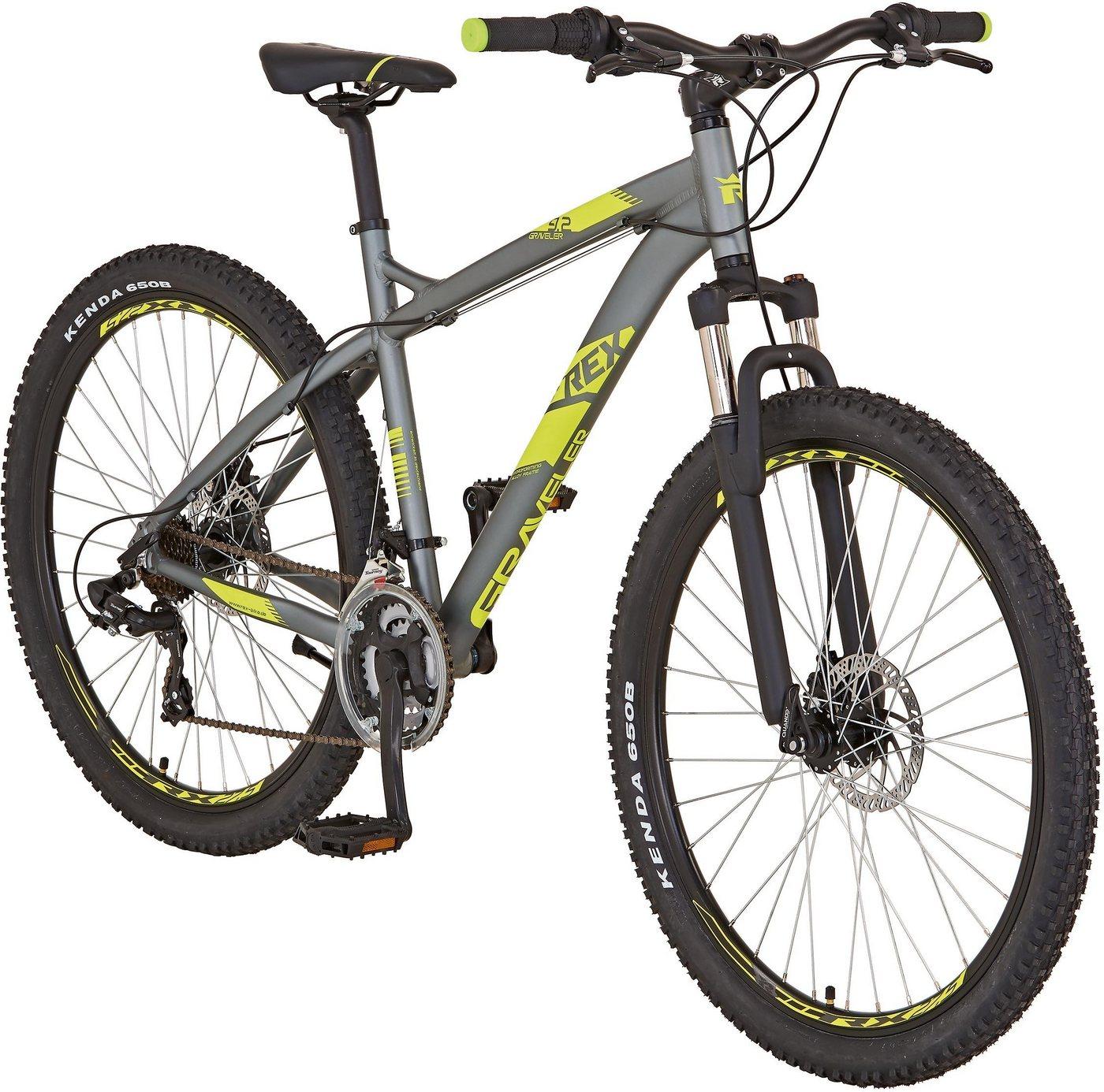 d48d48382de35e ... 21 REX Bike Mountainbike »REX GRAVELER 9.2 MTB 27