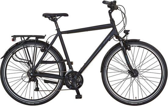"""Prophete Trekkingrad »PROPHETE ENTDECKER 9.3 Trekking Bike 28"""" Herren«, 24 Gang, Kettenschaltung"""