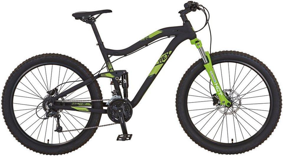 e20017f27e01dc REX Bike Mountainbike »REX GRAVELER 9.6 MTB 27