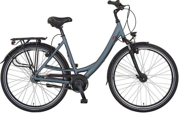 """Prophete Cityrad »PROPHETE GENIESSER 9.6 City Bike 28""""«, 7 Gang, Nabenschaltung"""