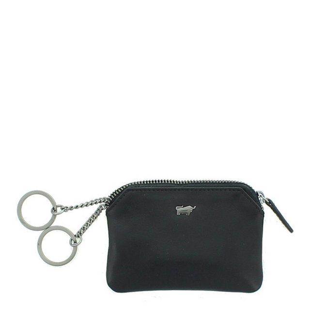 Braun Büffel Schlüsseltasche »LIVORNO«, im eleganten Look | Accessoires > Portemonnaies > Schlüsseltaschen | Braun Büffel
