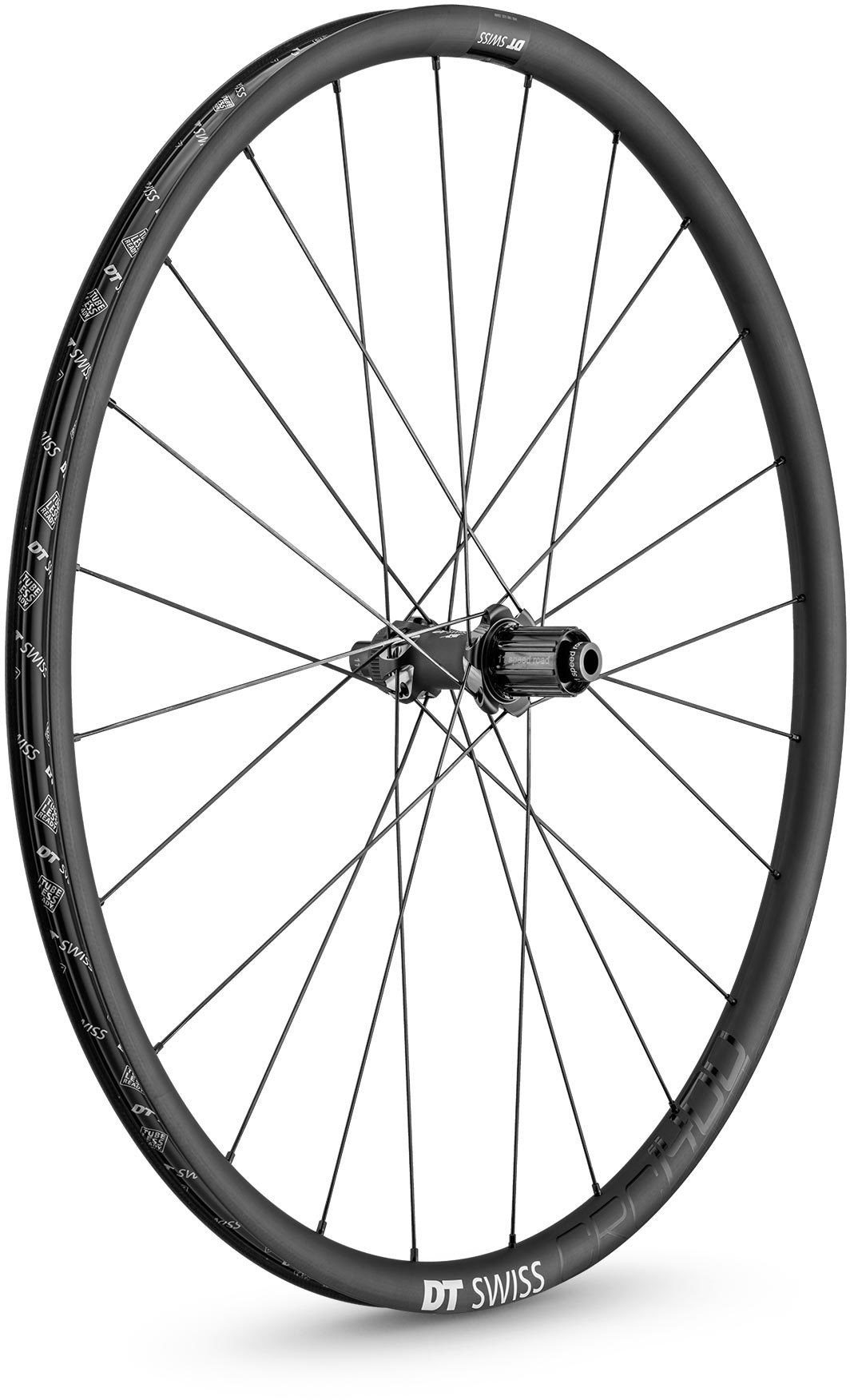 "DT Swiss Laufrad »CRC 1400 Spline 24 HR 29"" Carbon CL 142/12mm TA«"