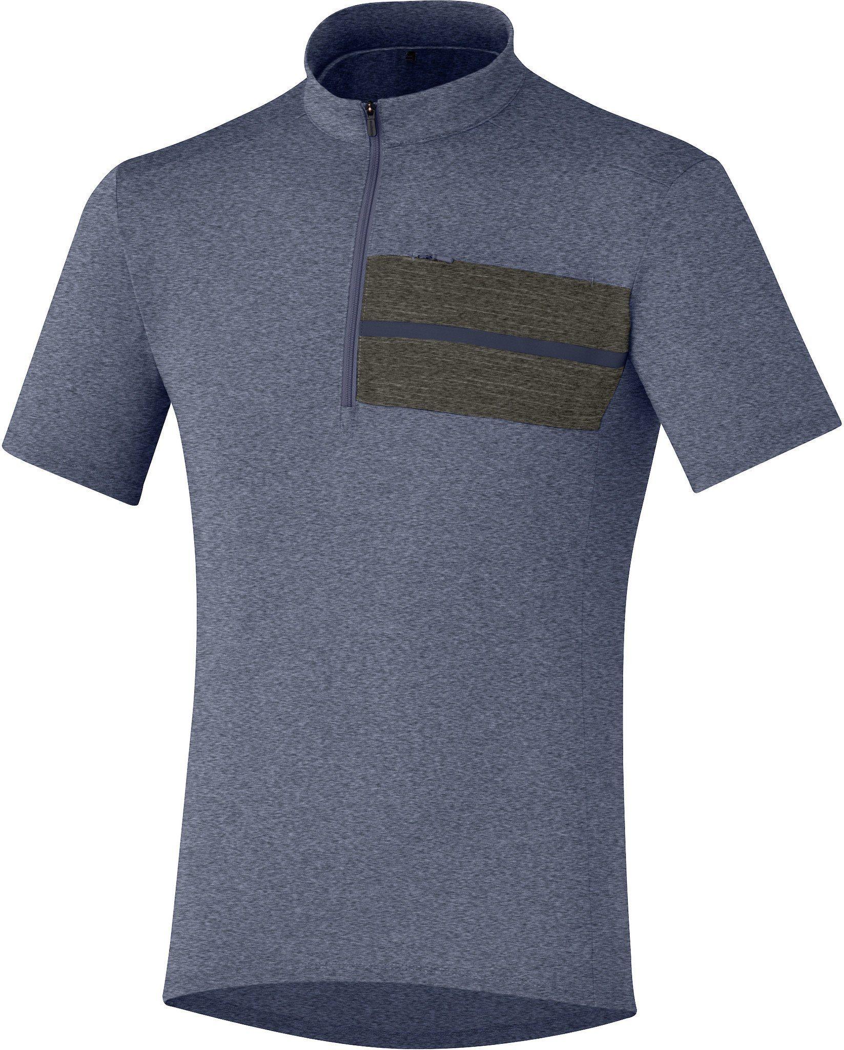 Shimano T-Shirt »Transit Pavement Stripe Jersey Men«