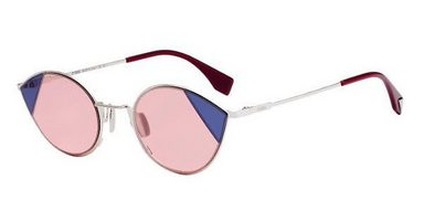 FENDI Damen Sonnenbrille »FF 0342/S«