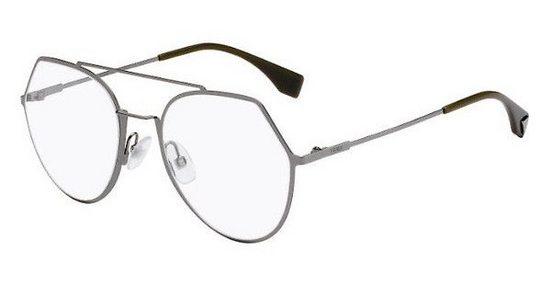 FENDI Damen Brille »FF 0329«
