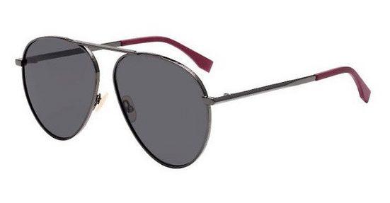 FENDI Herren Sonnenbrille »FF M0028/S«
