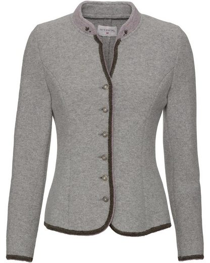 Stapf Dirndl-Strickjacke Brunhilde