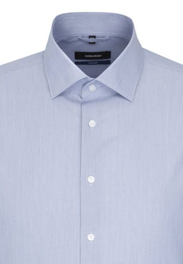 Kentkragen »tailored« Langarm Seidensticker Streifen Businesshemd Tailored xIYZnqwSf