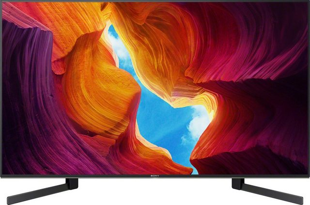 Sony KD49XH9505BAEP LCD-LED Fernseher (123 cm/49 Zoll, 4K Ultra HD, Android TV)