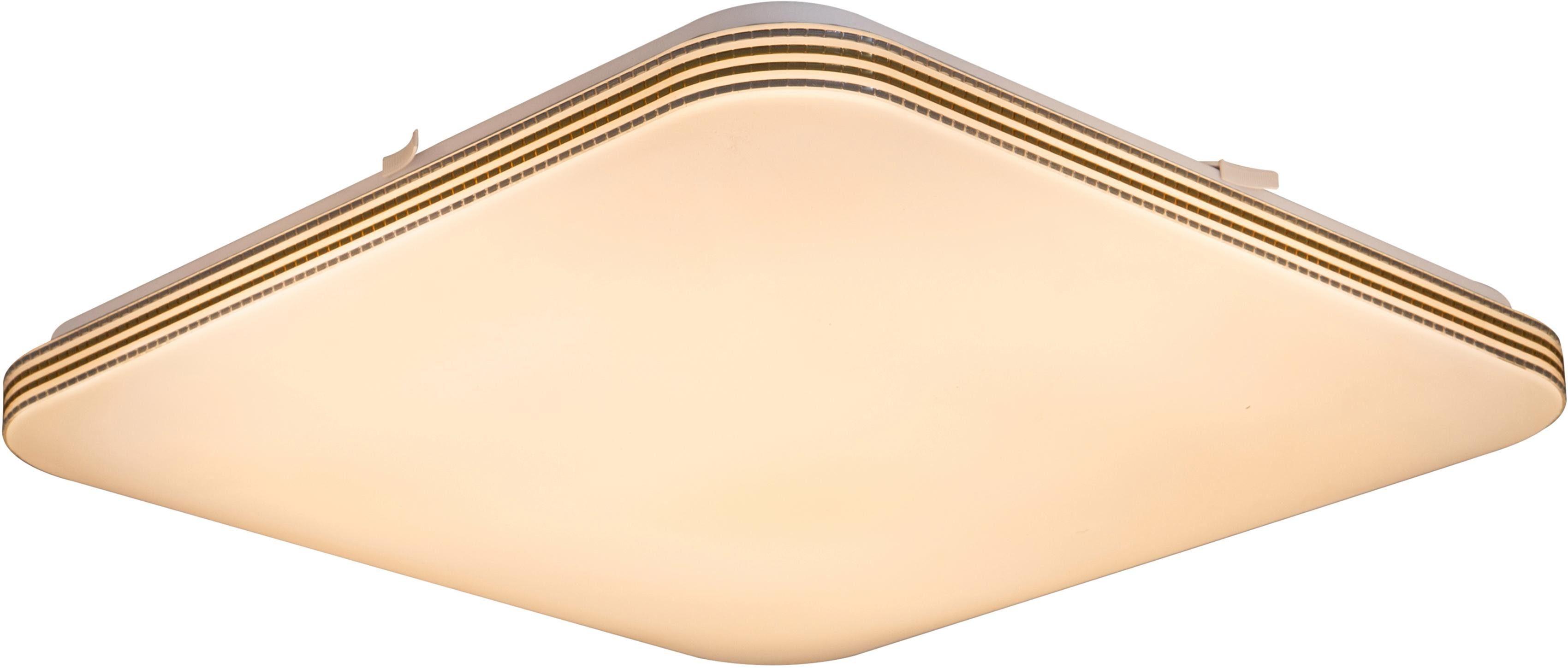 Nino Leuchten LED Deckenleuchte »TAMA«, 1-flammig