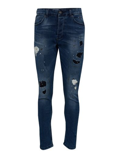 ONLY & SONS Slim-fit-Jeans »AVI CARROT 403 DK BLUE EXP«