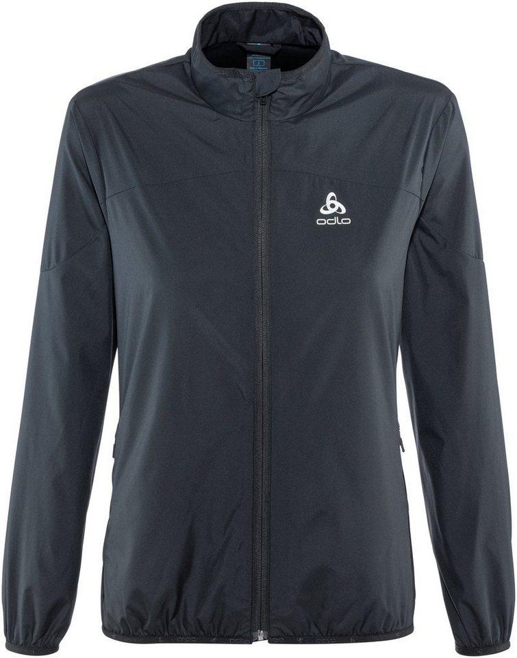 Odlo Trainingsjacke »Element Light Jacket Women« | Sportbekleidung > Sportjacken > Trainingsjacken | Schwarz | Polyester | Odlo