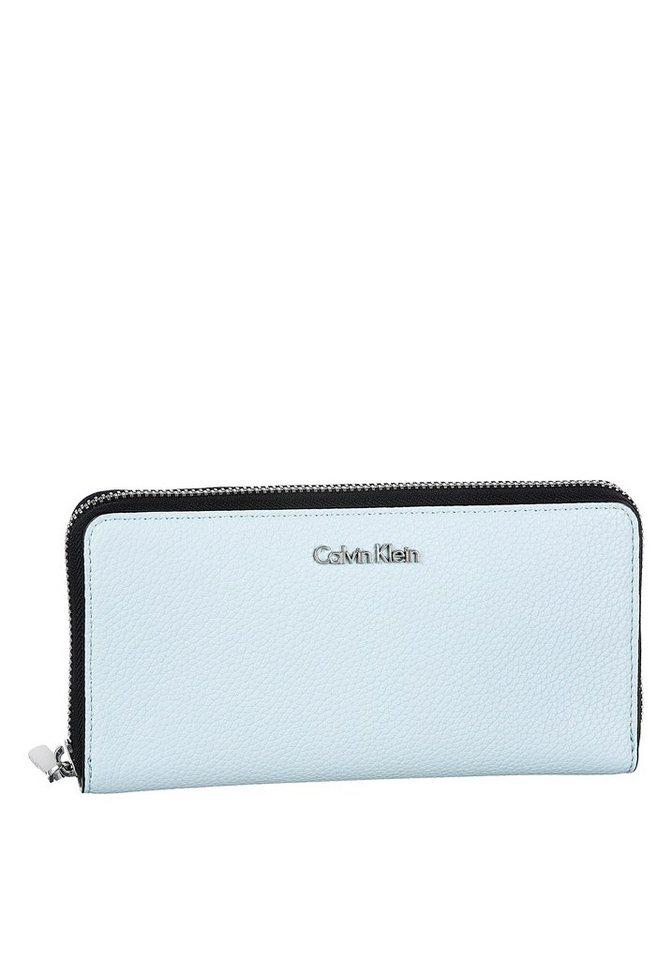 643e7a4aa309cd Calvin Klein Geldbörse »NEAT LARGE ZIPAROUND«, mit praktischer Einteilung