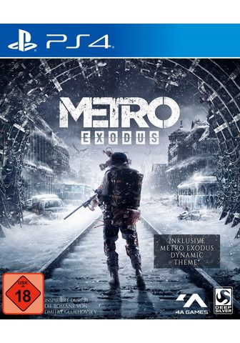 Metro Exodus Day One Edition PlayStati...