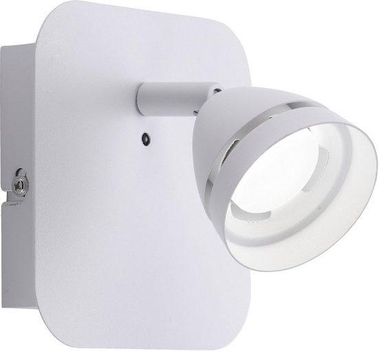 TRIO Leuchten LED Wandleuchte »GEMINI«, Mit WiZ-Technologie für eine moderne Smart Home Lösung