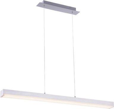 TRIO Leuchten LED Pendelleuchte »LIVARO«, 1-flammig, Mit WiZ-Technologie für eine moderne Smart Home Lösung