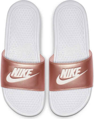 609827e63dd1c Nike Sportswear »Wmns Benassi Just Do It« Badesandale