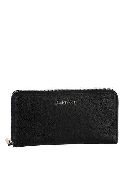 5b4dddb038574 Calvin Klein Geldbörse »NEAT LARGE ZIPAROUND«