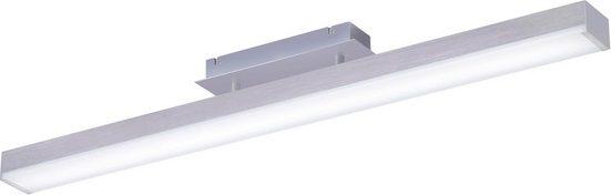 TRIO Leuchten LED Deckenleuchte »LIVARO«, 1-flammig, Mit WiZ-Technologie für eine moderne Smart Home Lösung