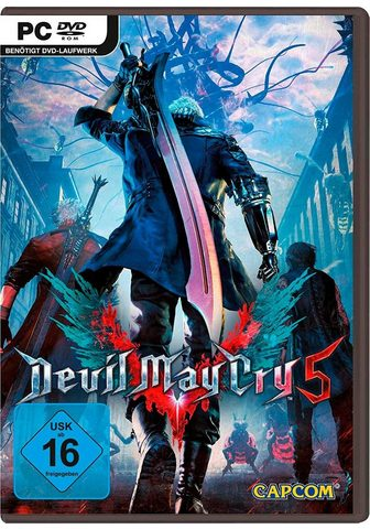 CAPCOM Devil May Cry 5 PC