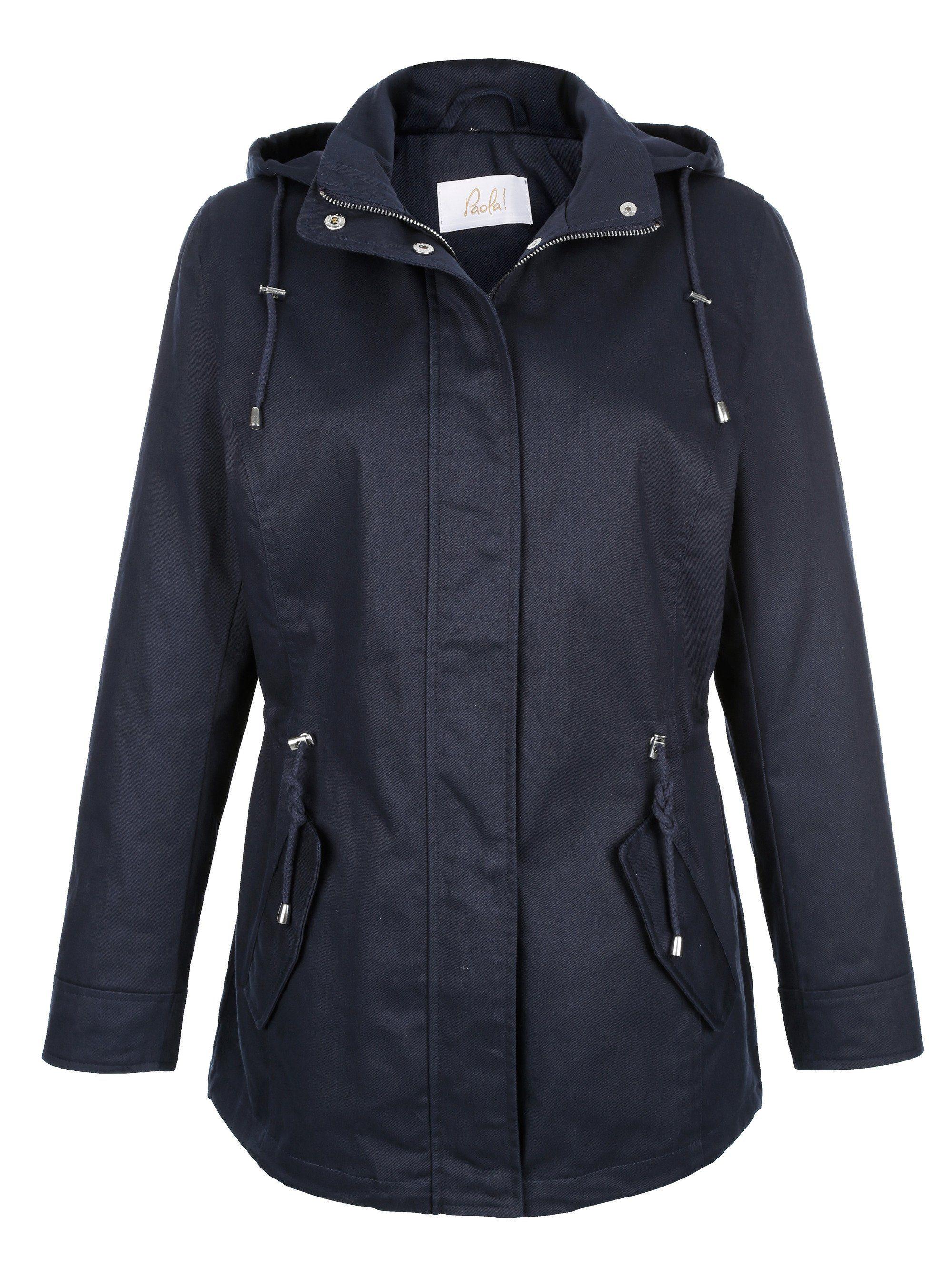 Dress In Jacke in reiner Baumwolle