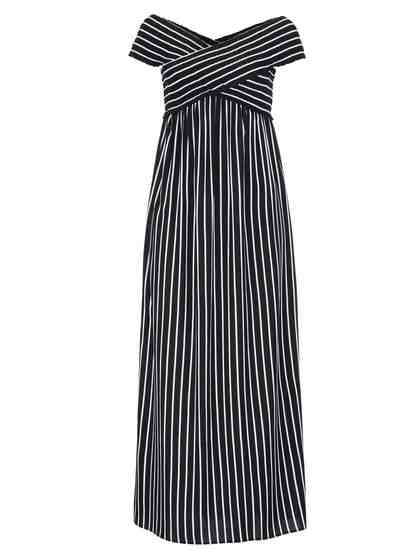 Alba Moda Strandkleid mit Smok